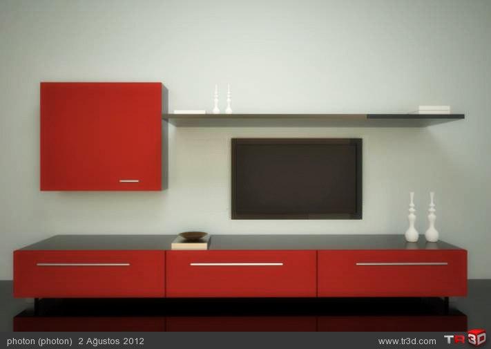 tv mobilyası