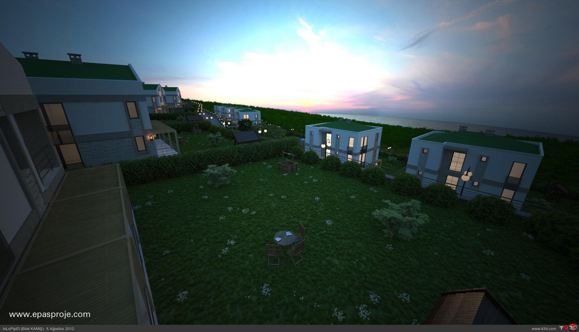 Sapanca Villa Tasarımları