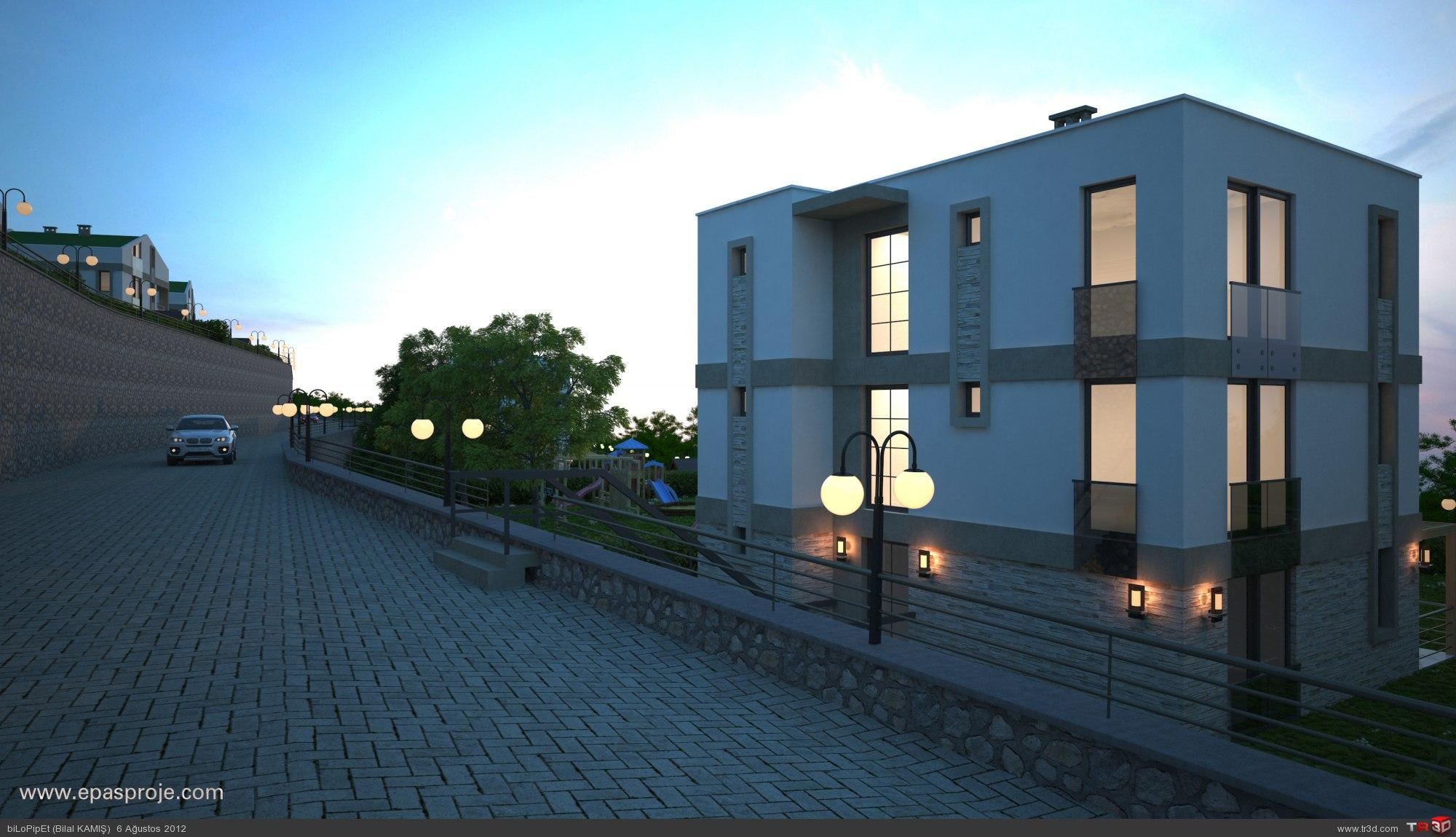 Sapanca Villa Tasarımları 2