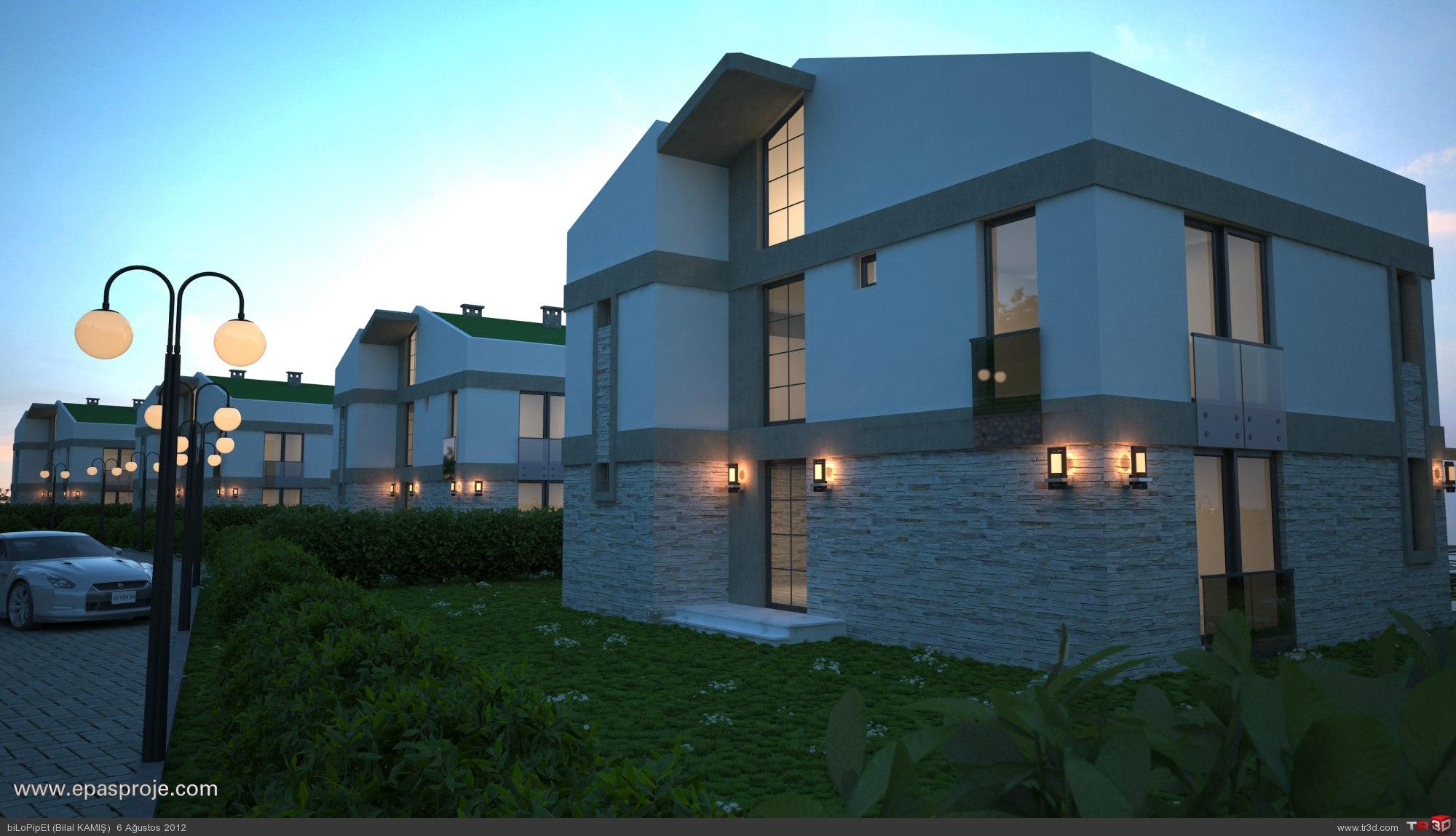 Sapanca Villa Tasarımları 3