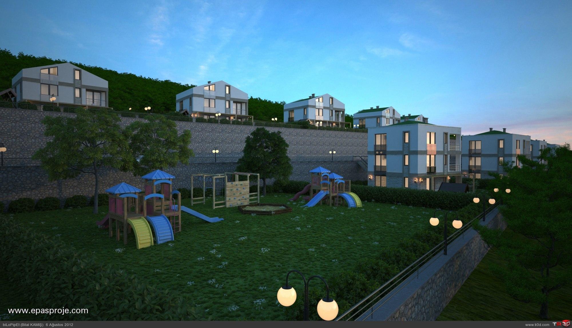 Sapanca Villa Tasarımları 4