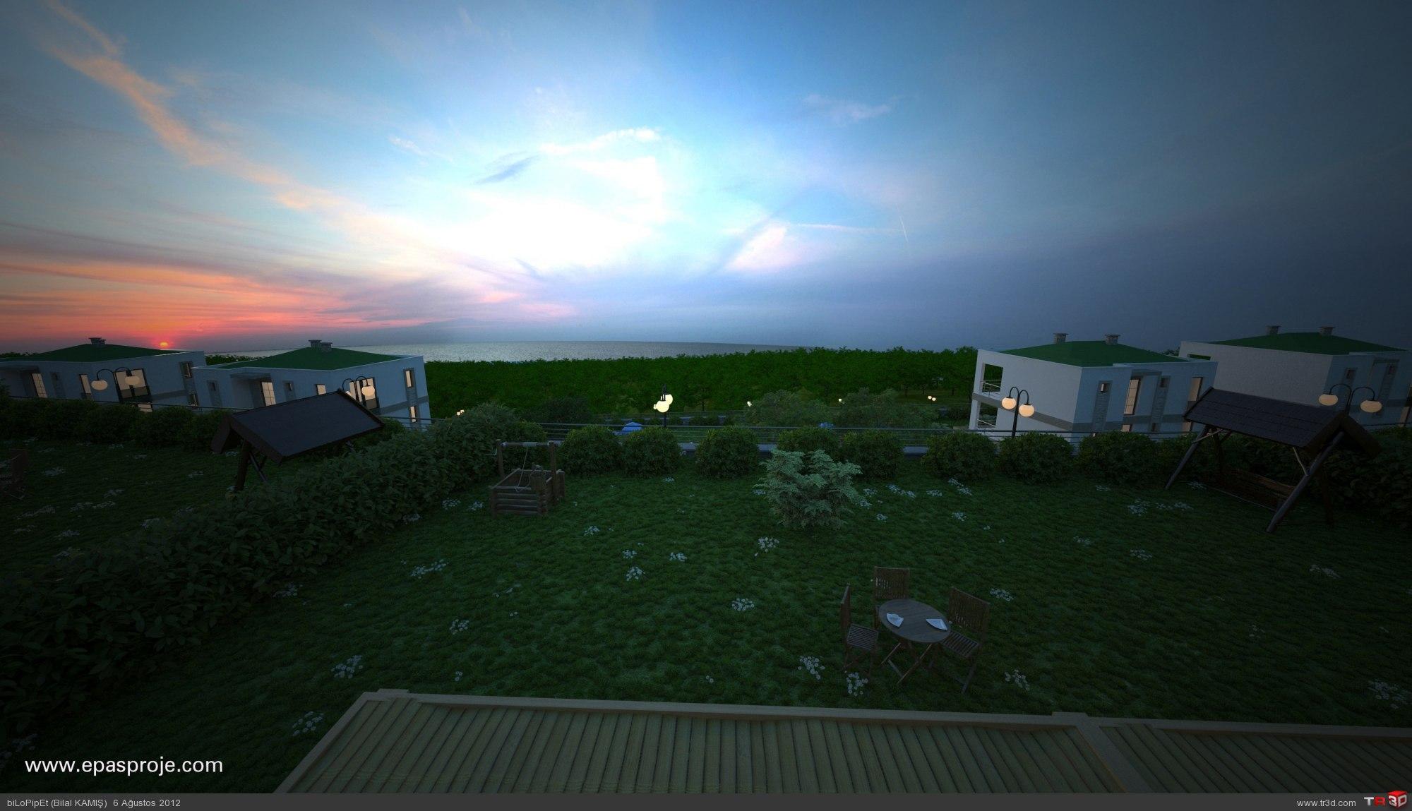 Sapanca Villa Tasarımları 5