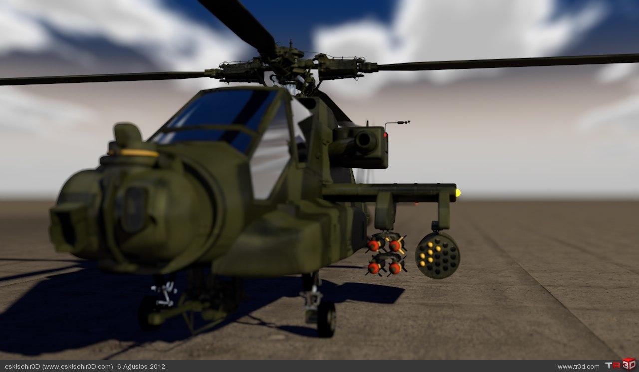 Apache render