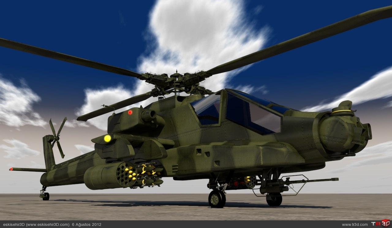 Apache render 2