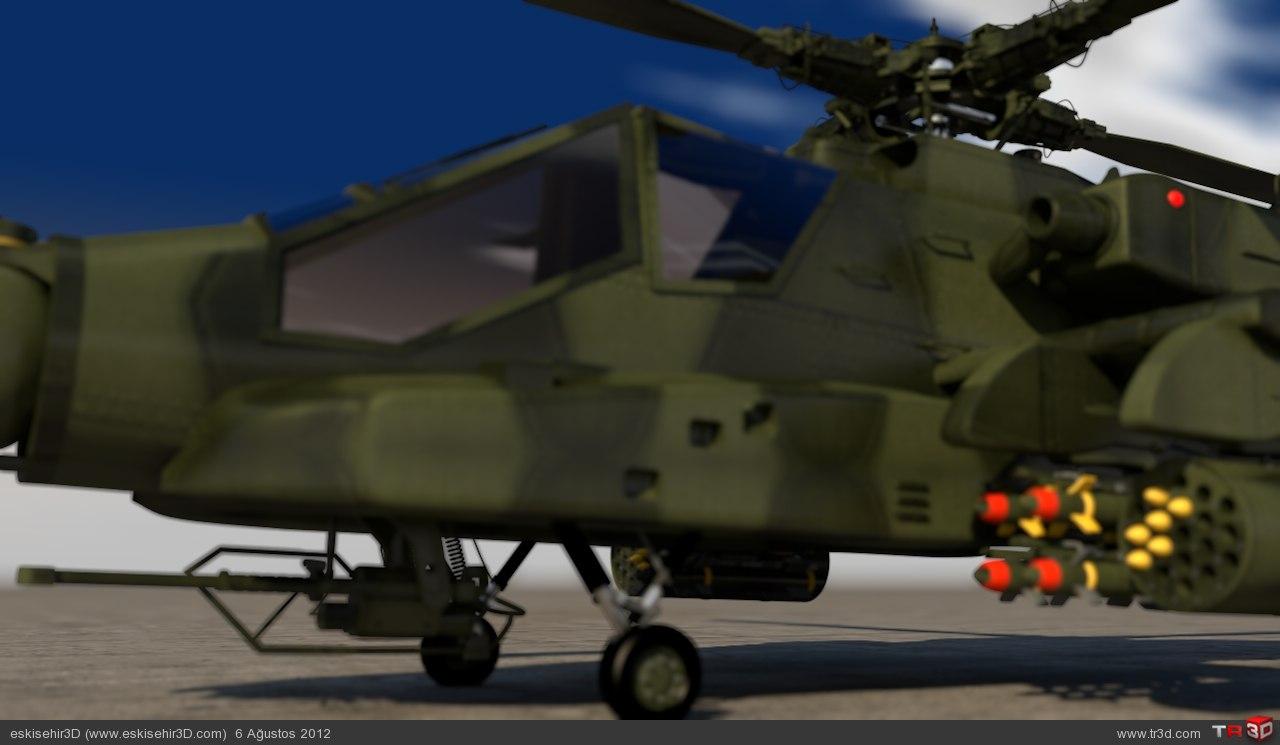Apache render 5
