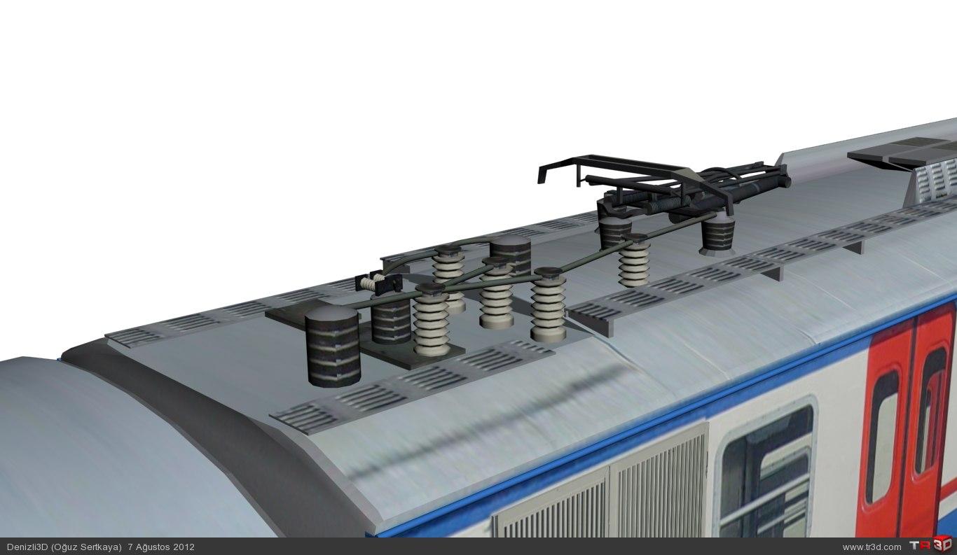 TCDD a4 14000 Banliyö Treni 2