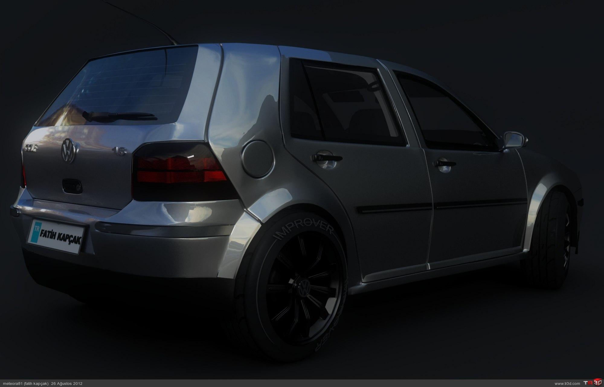 Volkswagen GOLF-4 (1997)