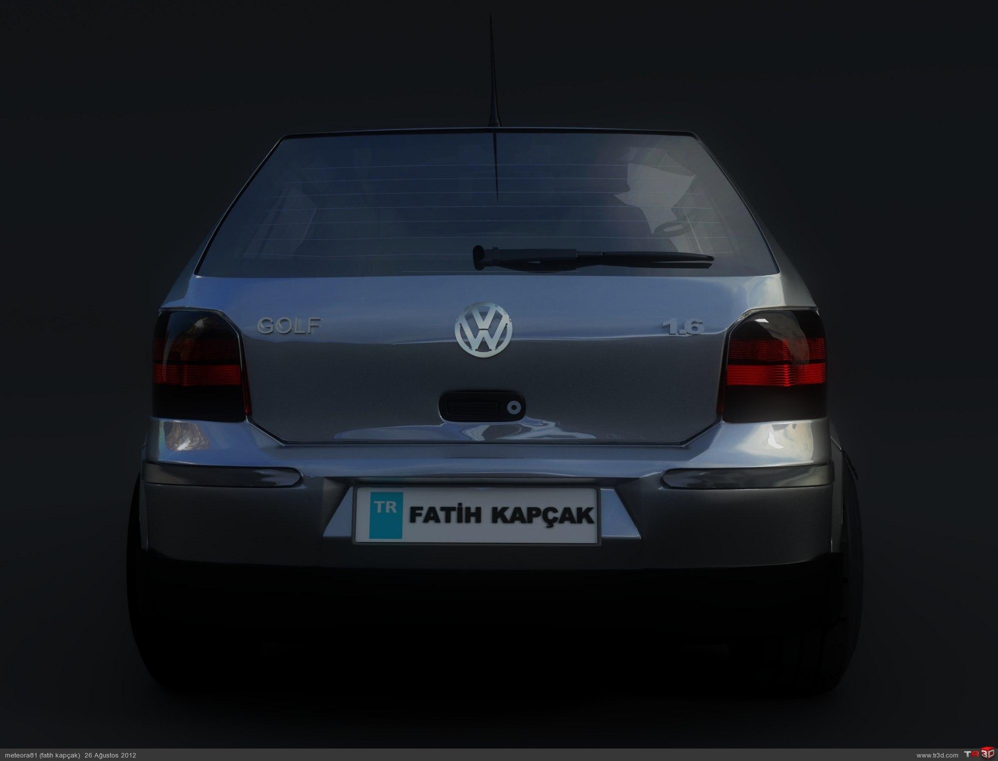 Volkswagen GOLF-4 (1997) 1