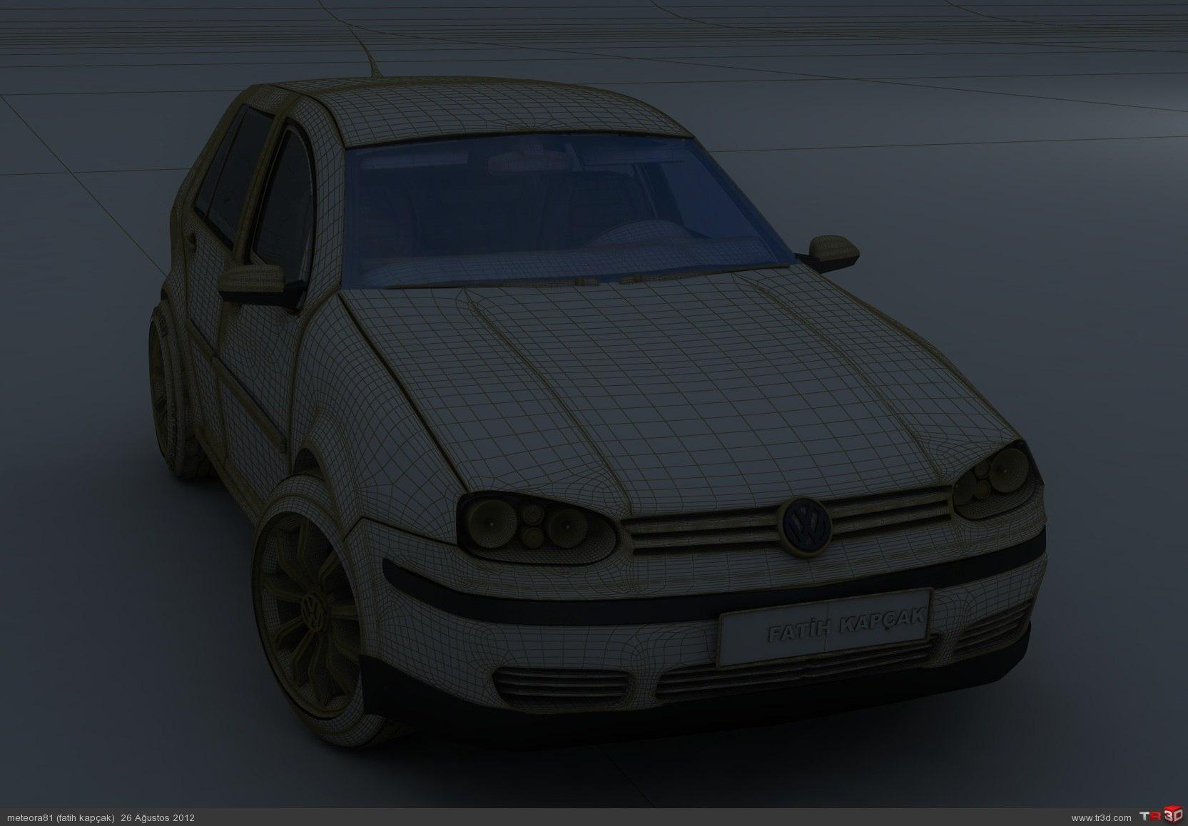 Volkswagen GOLF-4 (1997) 2