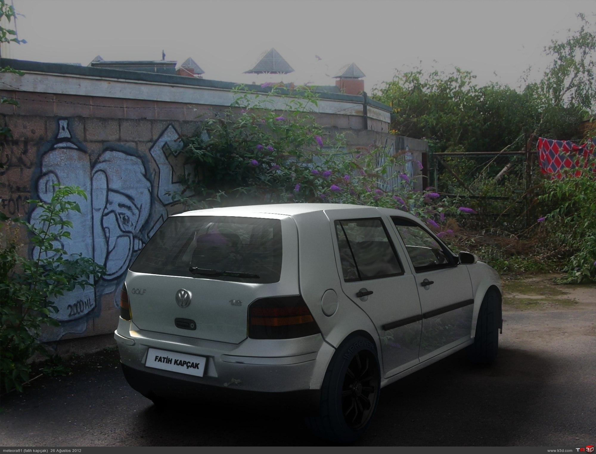 Volkswagen GOLF-4 (1997) 3