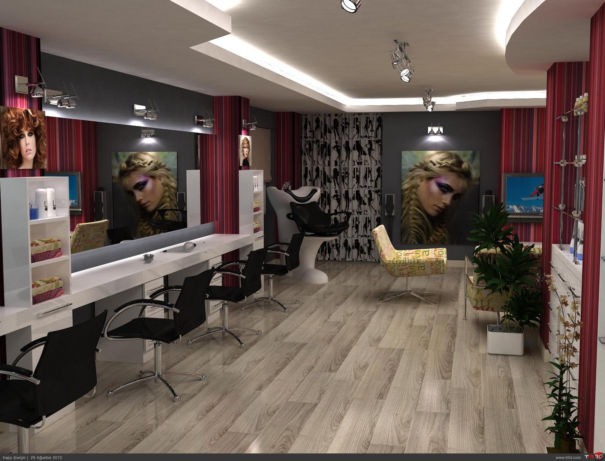 kuaför salonu 3