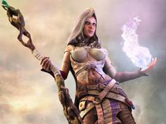 Büyücü Kadın