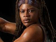 Makingof Michonne