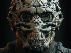 machine anatomy concept