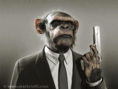 Gangster Şempanze