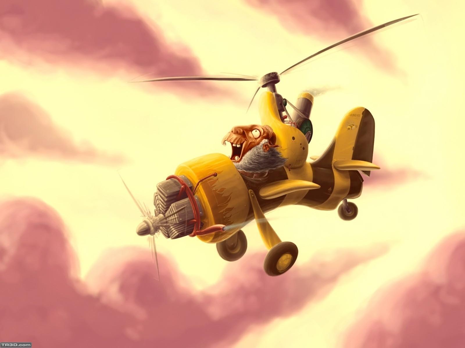 Uçak 3d
