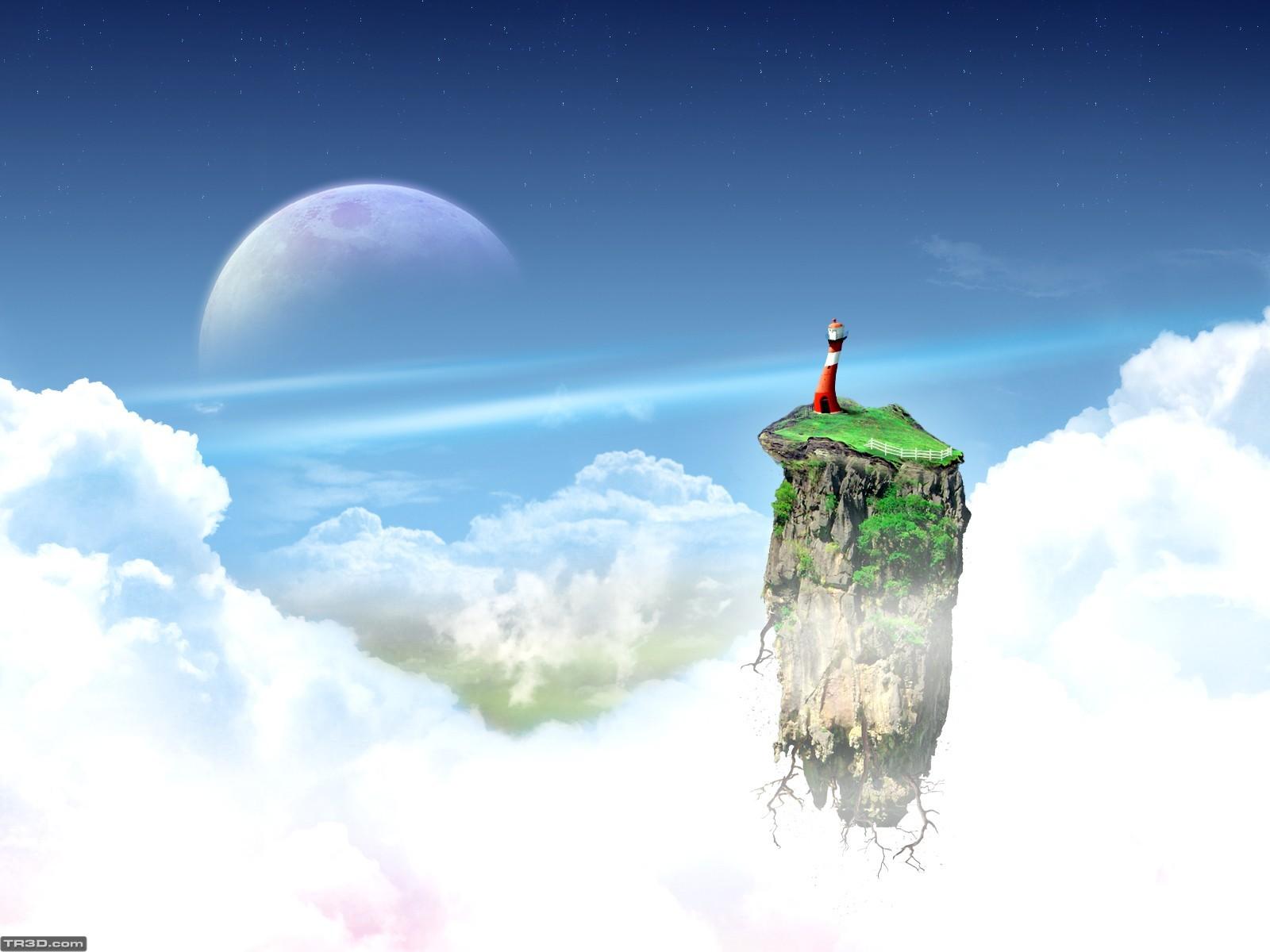 Gökyüzü adası