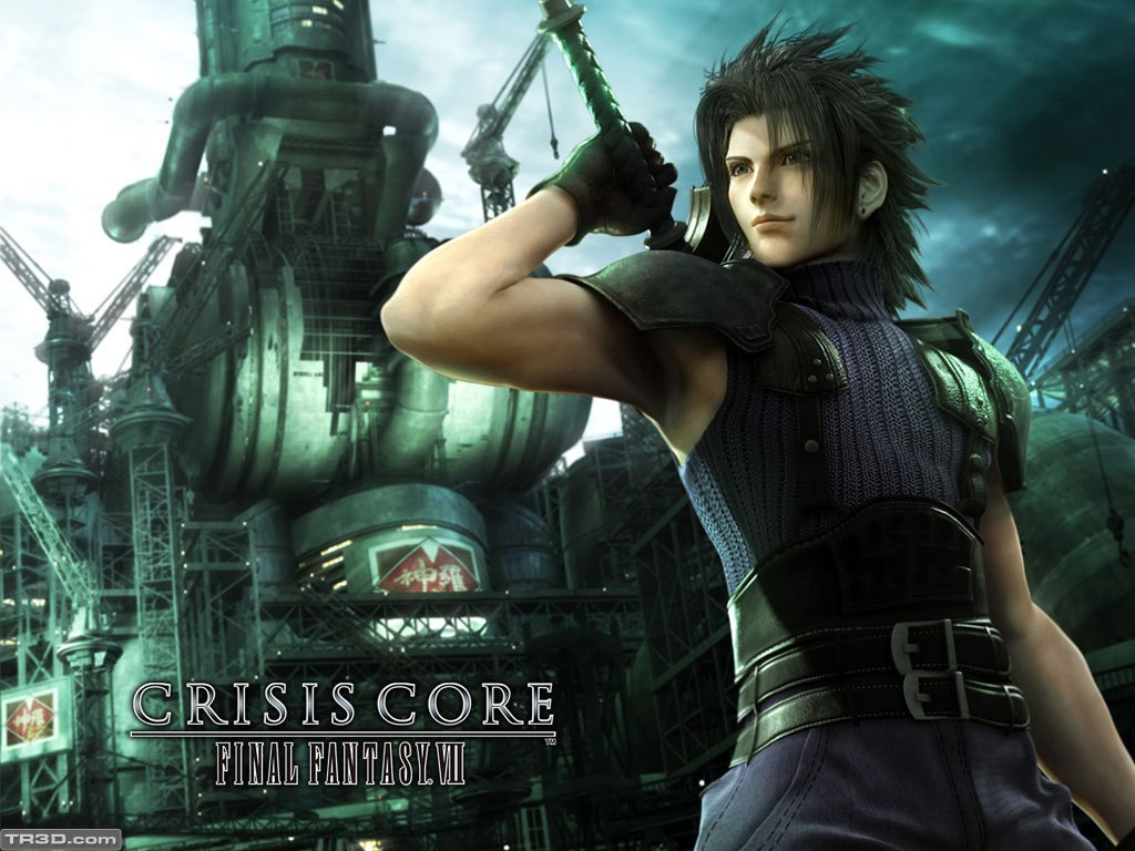Final Fantasy cyrisis core