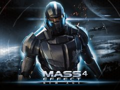 Mass Effect Wallpaper